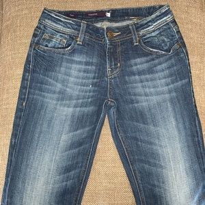 EUC Vigoss Flare Jeans Size 7.